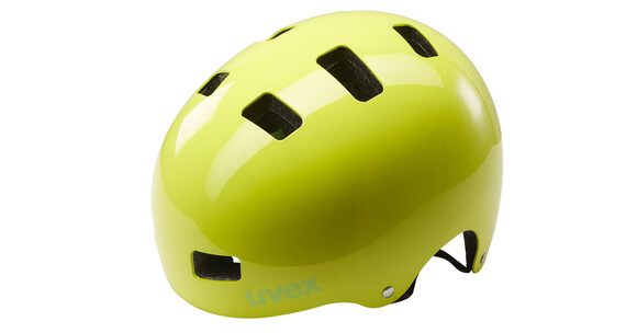 UVEX HLMT 5 bike Helm lime